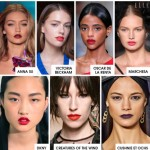 Spring Makeup Trends Bright Lips